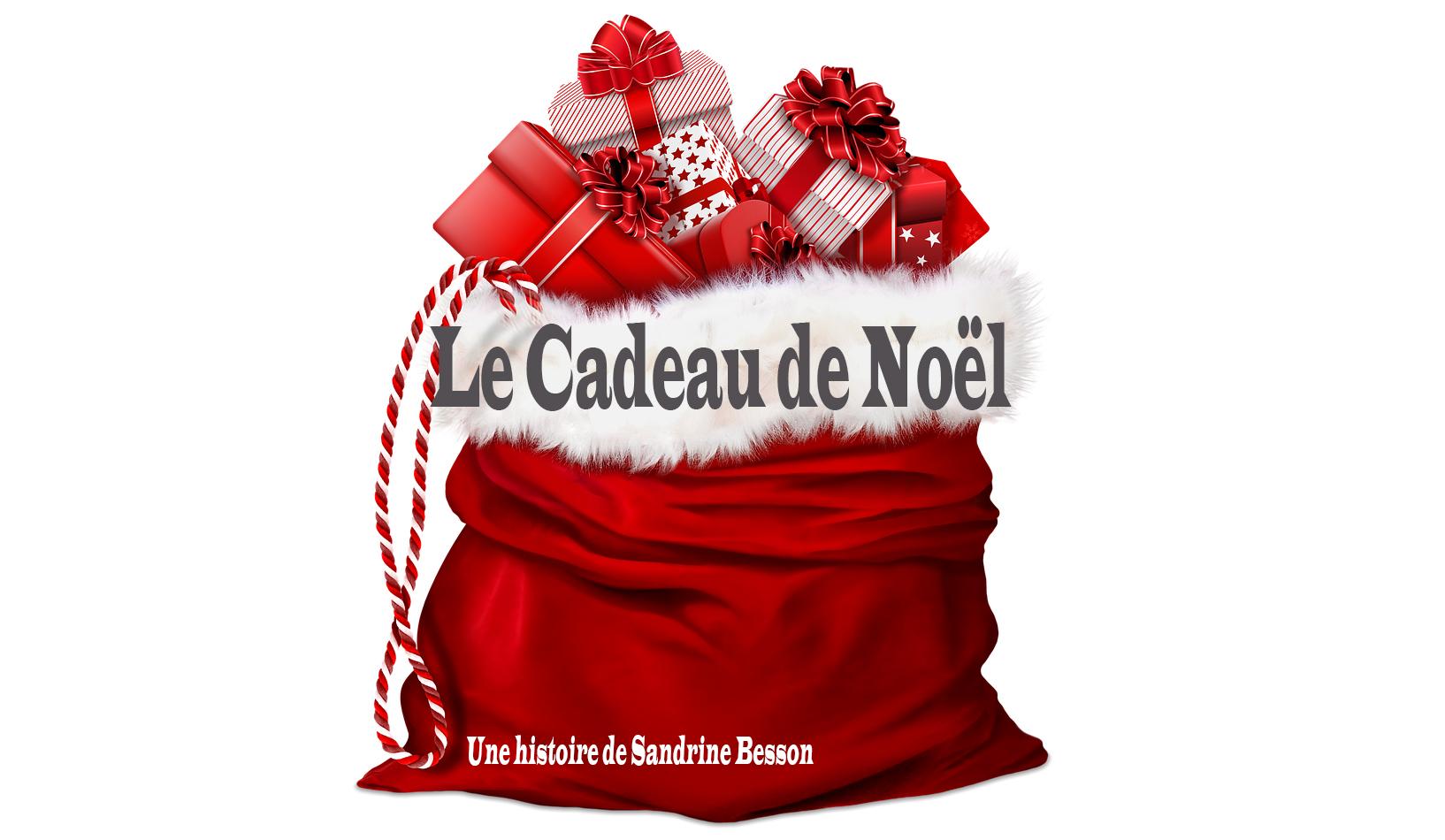 Le Cadeau de Noël - Une histoire de Sandrine WALBEYSS
