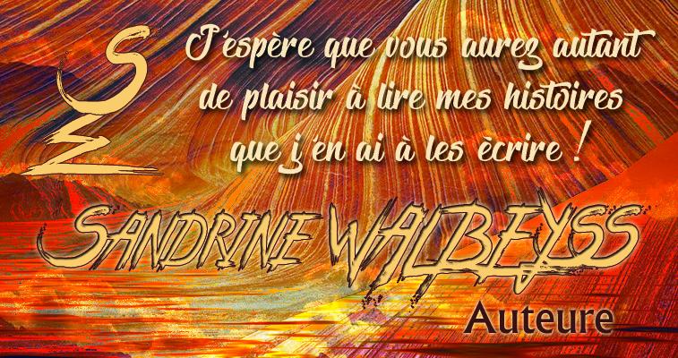 Sandrine WALBEYSS auteure