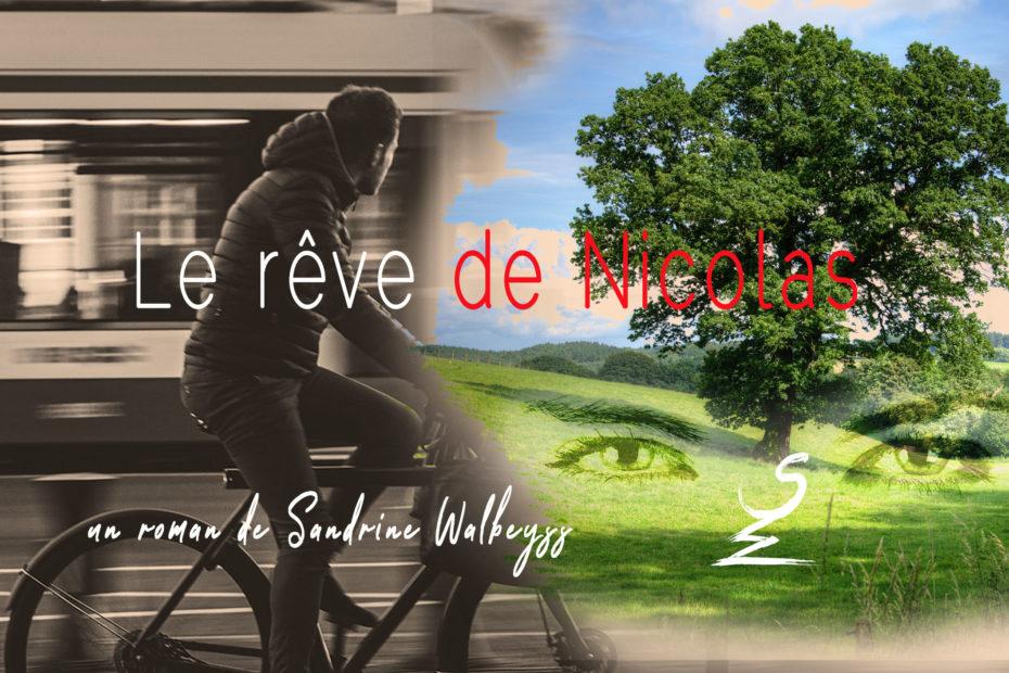 Le rêve de Nicolas, un roman de Sandrine Walbeyss