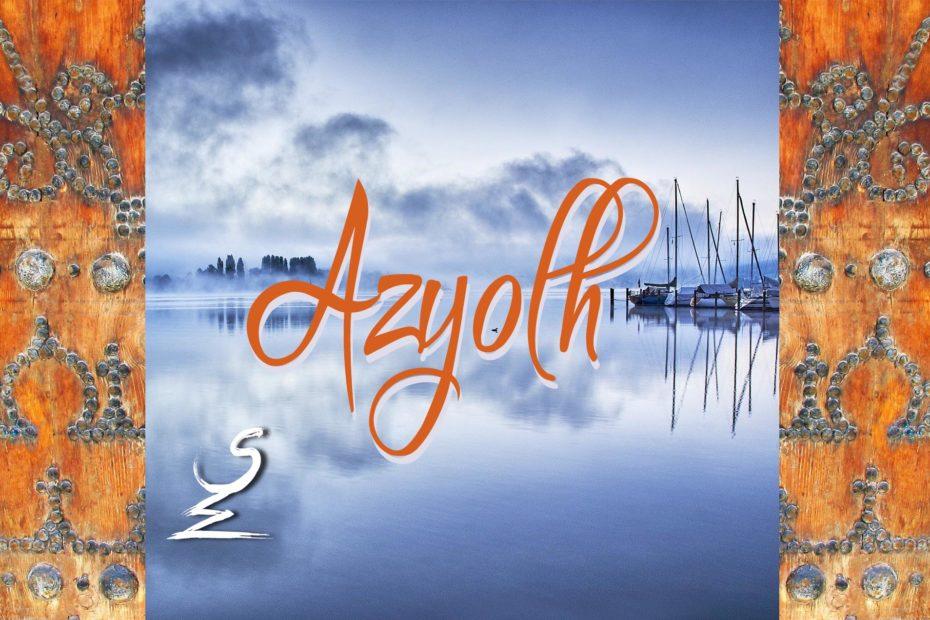 Azyolh - Sandrine WALBEYSS