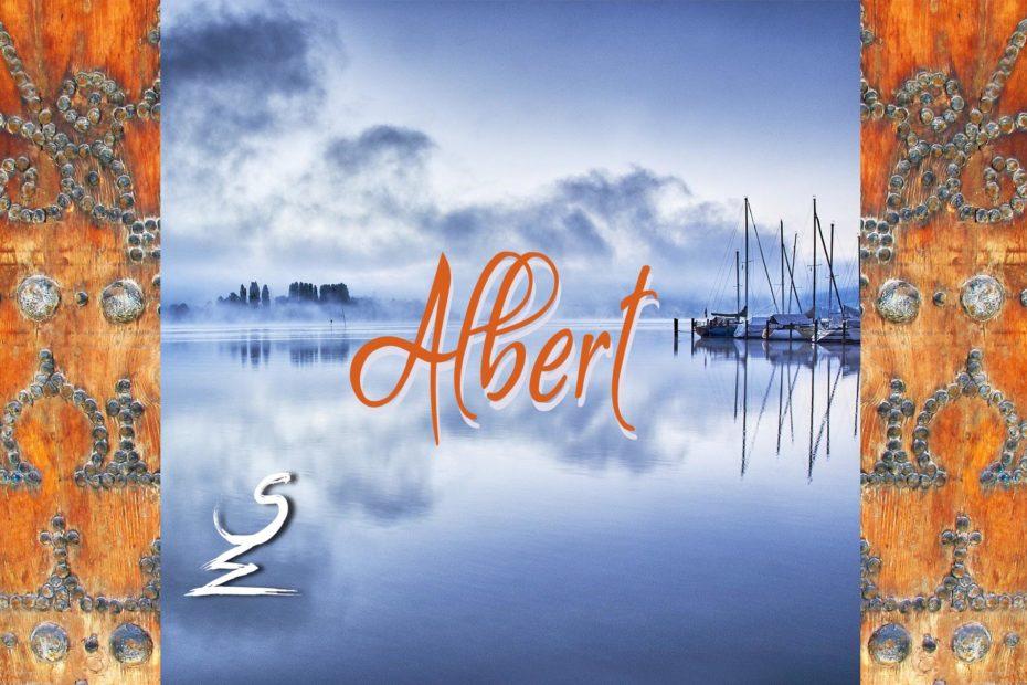 Albert, de Sandrine Walbeyss